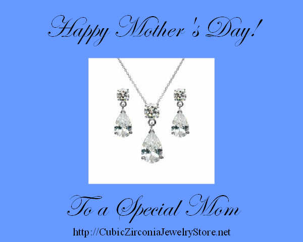 CZ Gift Set for Mother's Day